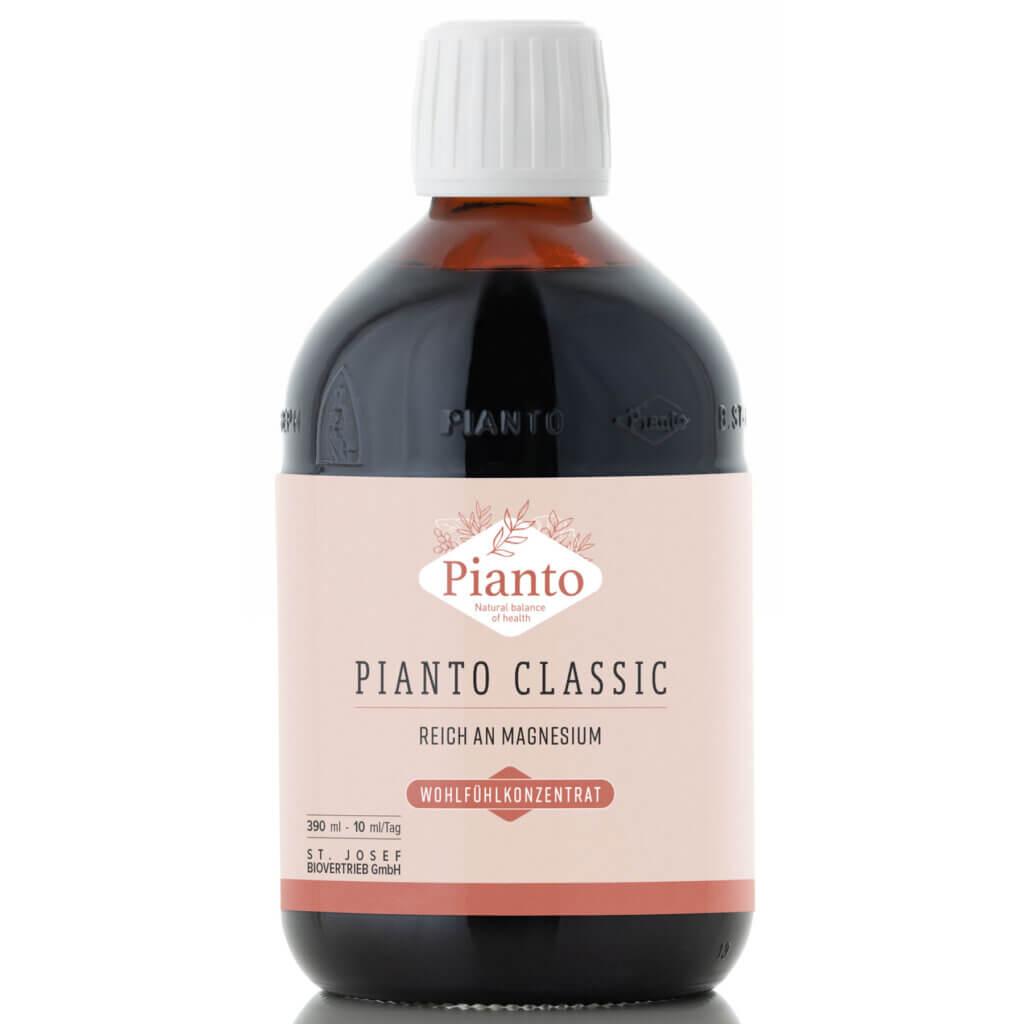 Pianto Classic, eh. Pianto Barouk und Pianto Gold Extra für eine gesunde Verdauung, einen augeglichenen Säure-Basen-Haushalt und eine gesunde Darmflora