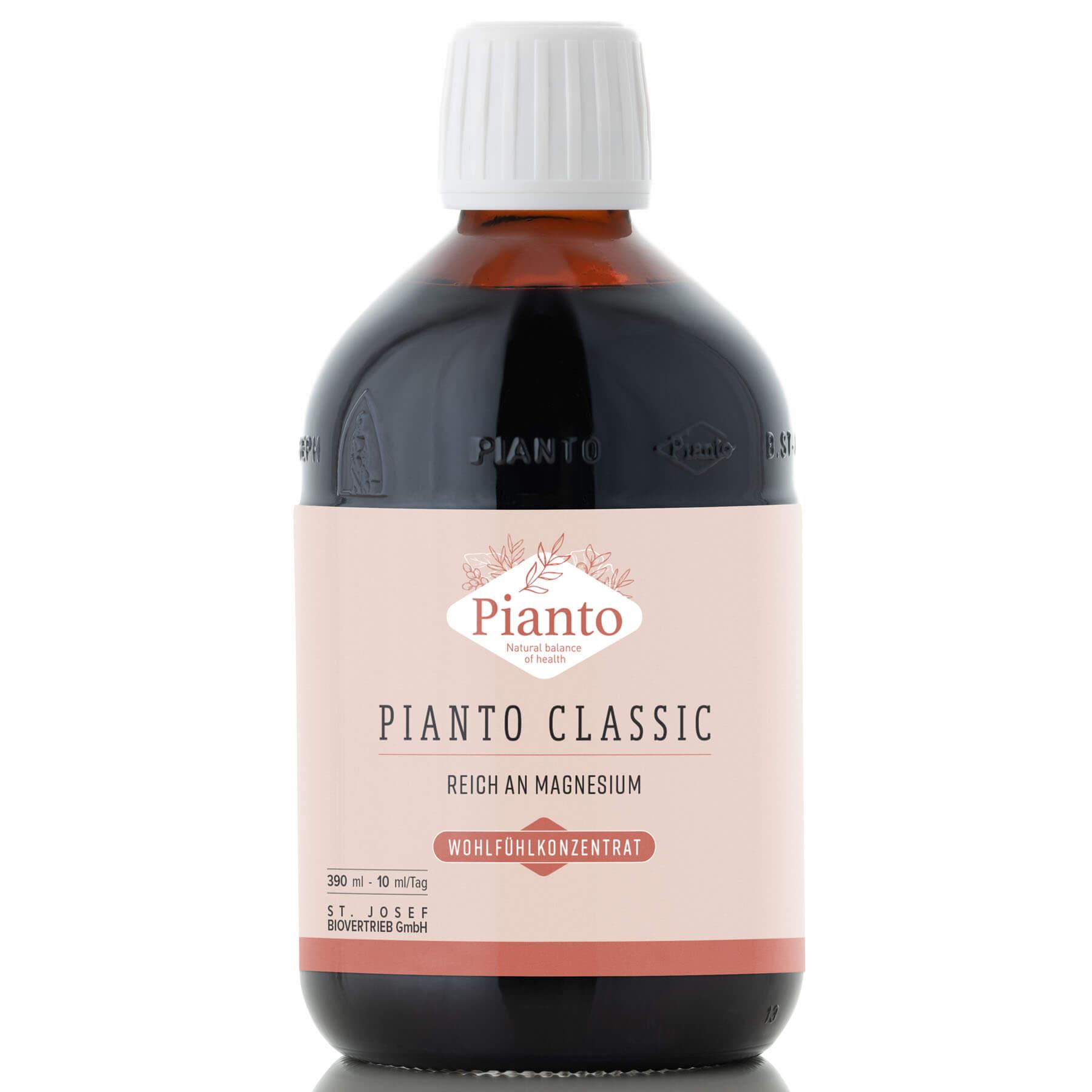 Pianto und seine Entstehung