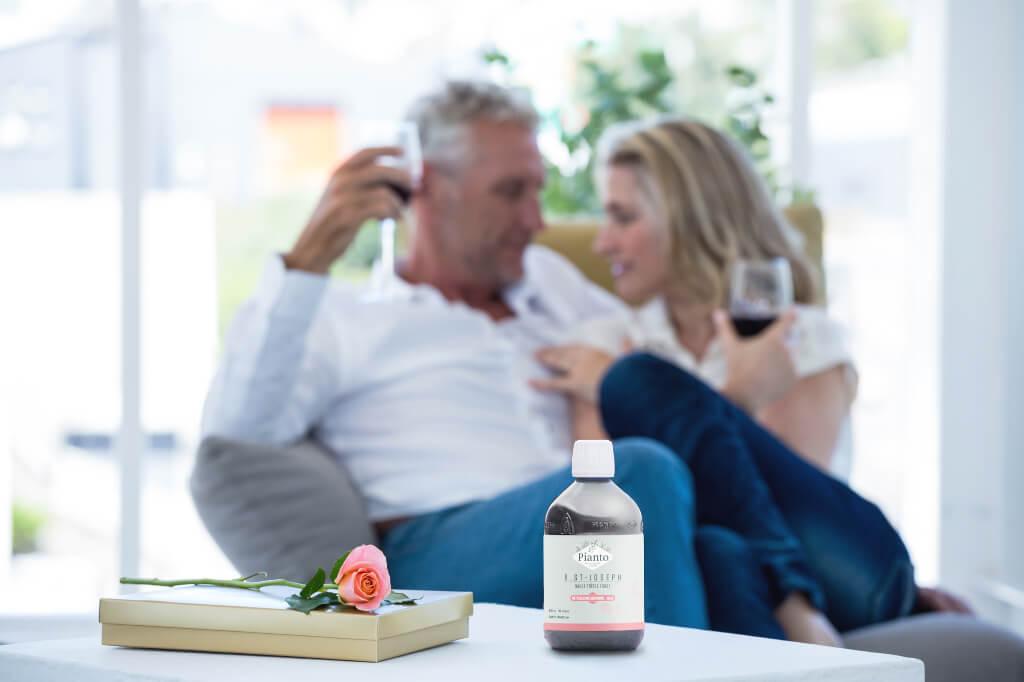 B.St-Joseph HAVA - Hormonaler Metabolismus mit Salbei, Rotklee und Keuschbaum zur Unterstützung der Regulierung der hormonellen Aktivität